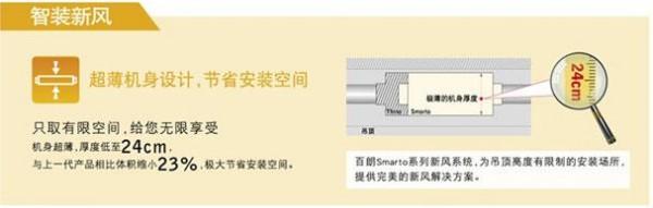 BroansmartoH2.0新风净化系统